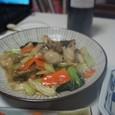 八宝菜(牡蠣、オイスターソースで)