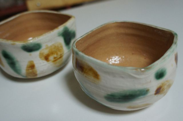 029:四角小鉢