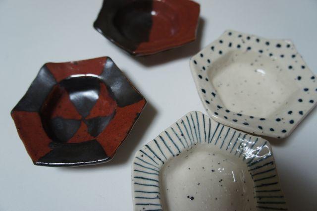 034:六角豆鉢