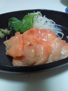 夕飯(貝つくす)