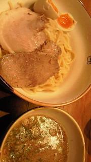 麺や輝(つけ麺)