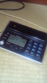 パイオニアの電話買った